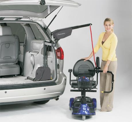 Wheelchair Carriers Nmeda