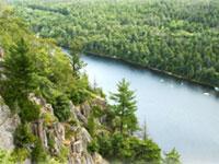 Acadia National Park: Echo Lake