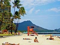 Waikiki, Hawaiian Beaches