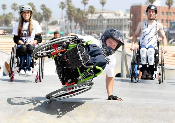 extreme disability sports