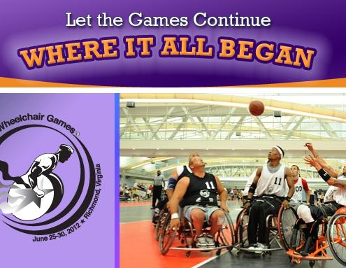 national veteran wheelchair games