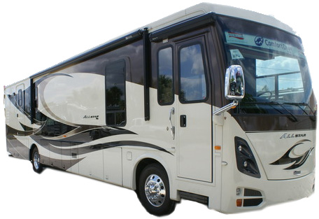 wheelchair accessible RV