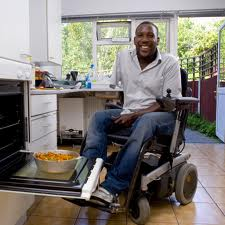 mobility equipment for cooking