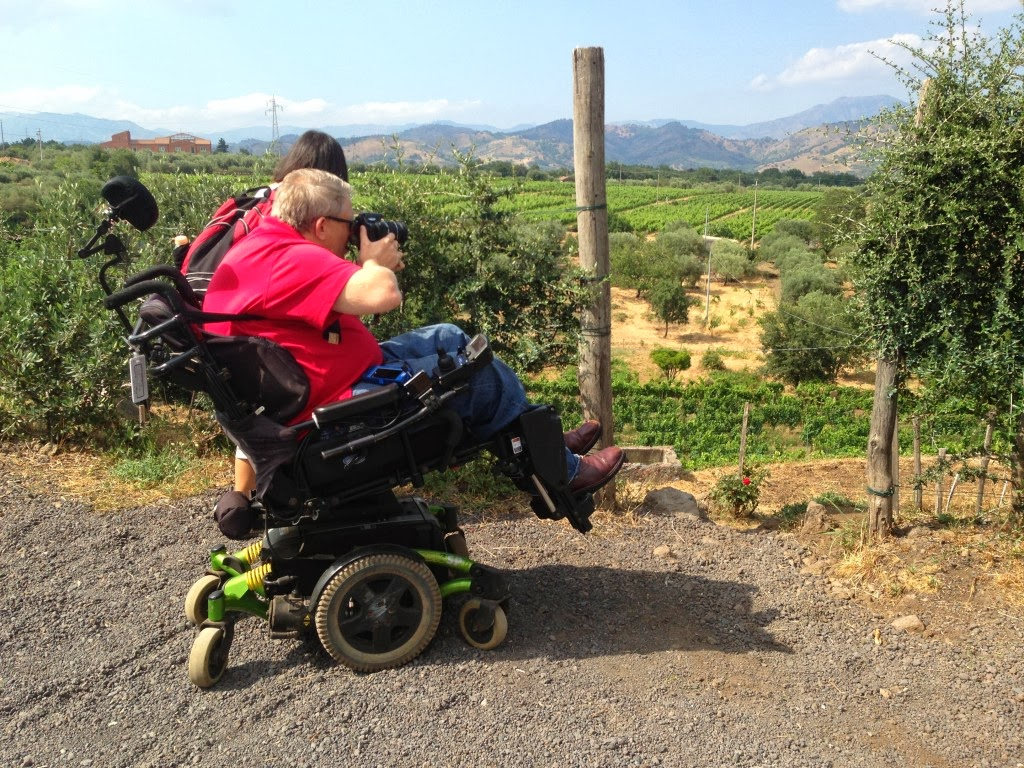 Holidays for Wheelchair users