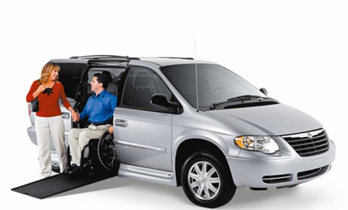 Affordable Wheelchair Vans