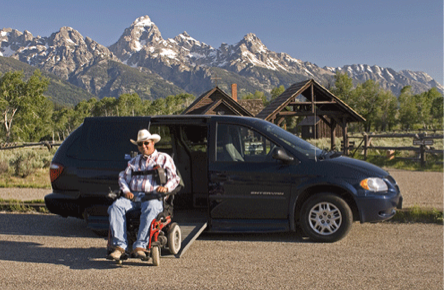 How Can a Wheelchair Accessible Car or Van Change Your Life
