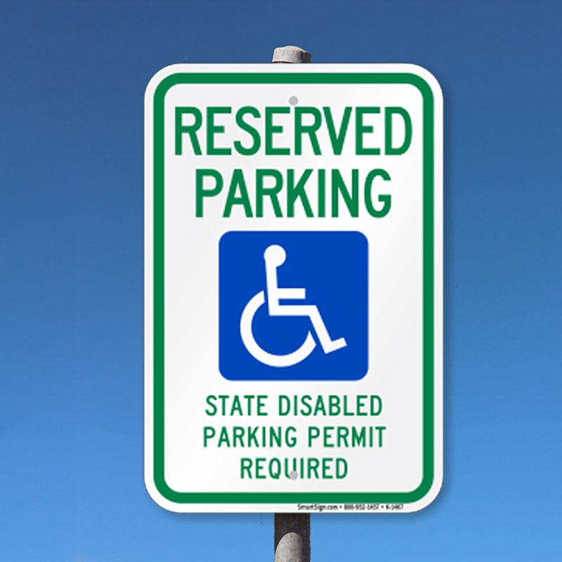 handicap-sign