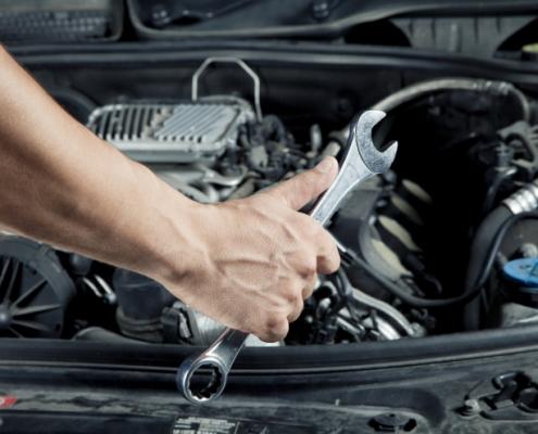 mobility vehicle maintenance