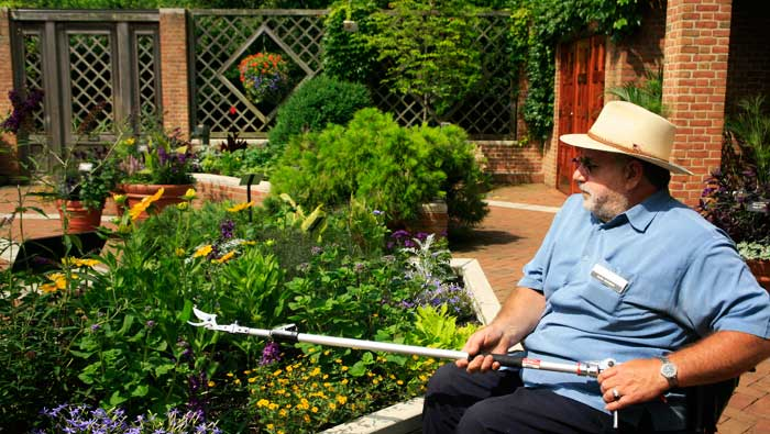 Celebrate Earth Day 2015 With An Accessible Garden Nmeda