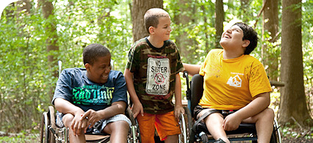 wheelchair accessible activities