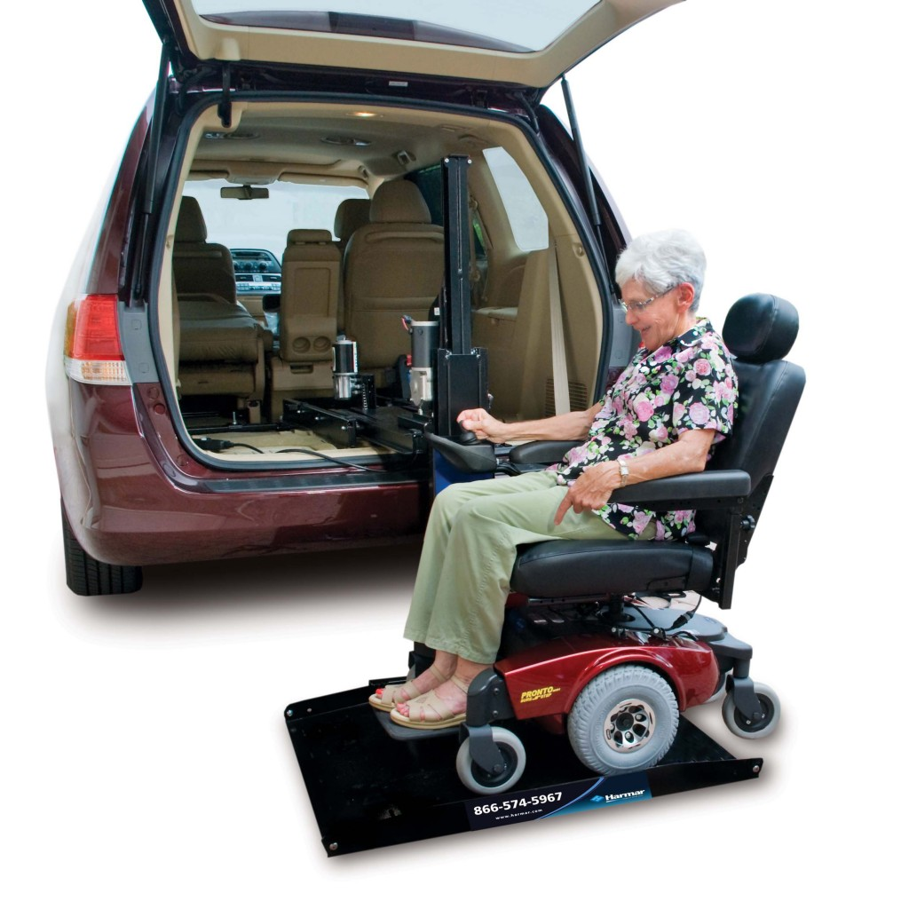 All about lifts how to find the best option for you nmeda for Motorized wheelchair lifts for cars