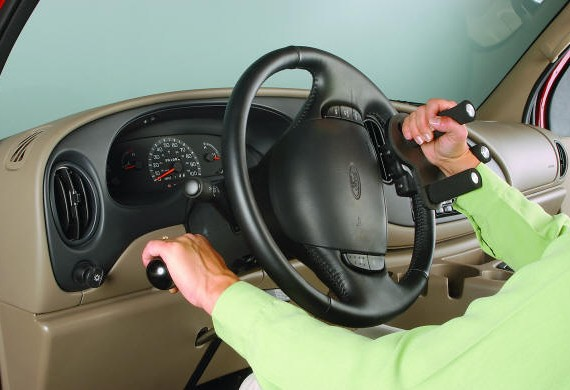 Steering and Driving Aids