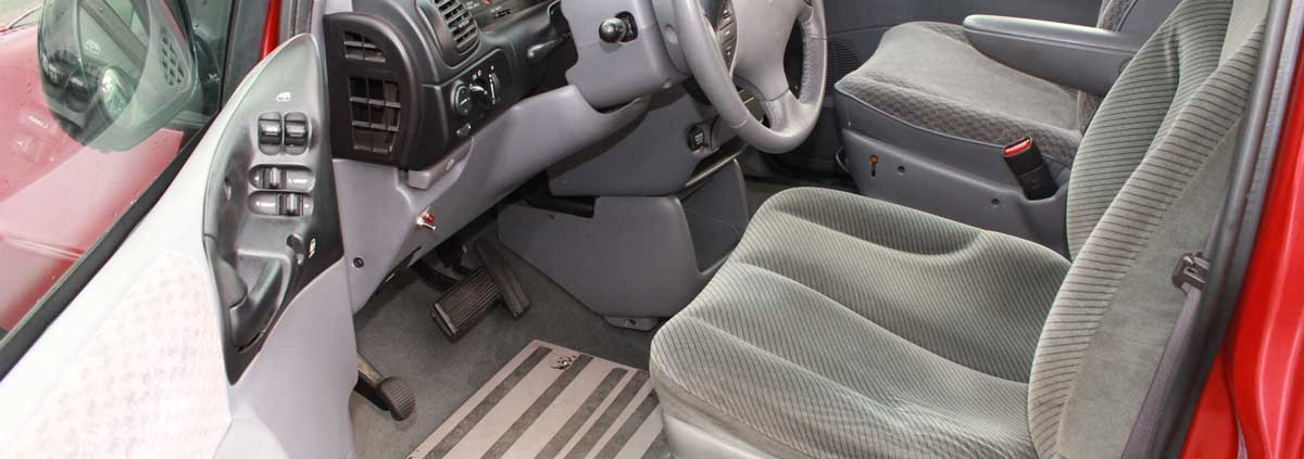 finding the right seat for accessible vehicle