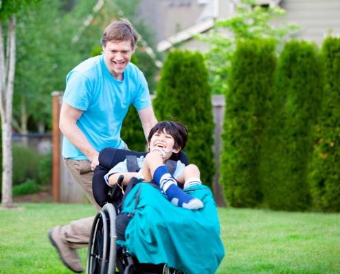 Vans for Children with Disabilties