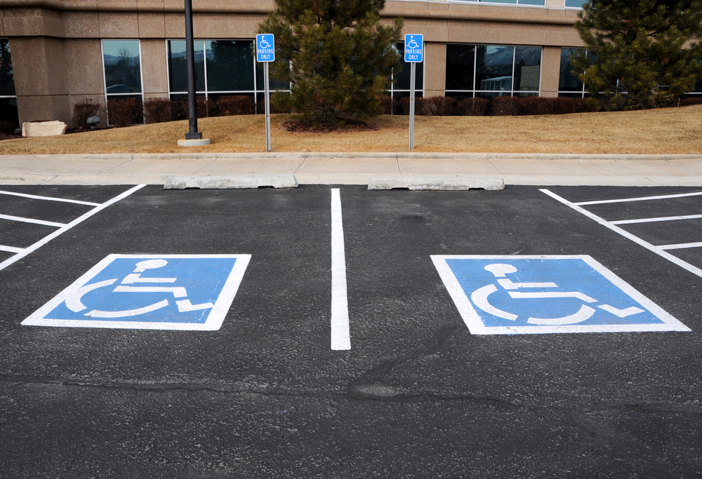 Disabled Car Parking Requirements