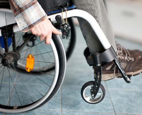 Smart Wheelchairs