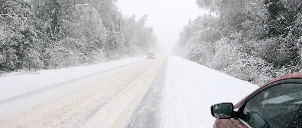 Winter Mobility Vehicle Driving Tips
