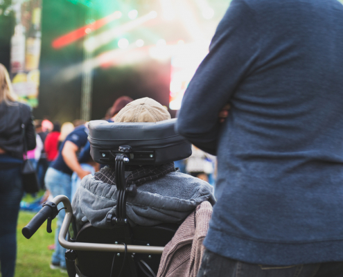 Accessible Music Festivals