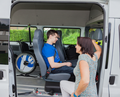 Transportation for Riders with Disabilities