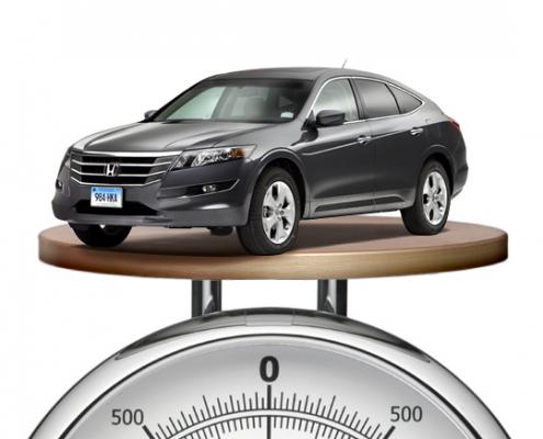 car scale