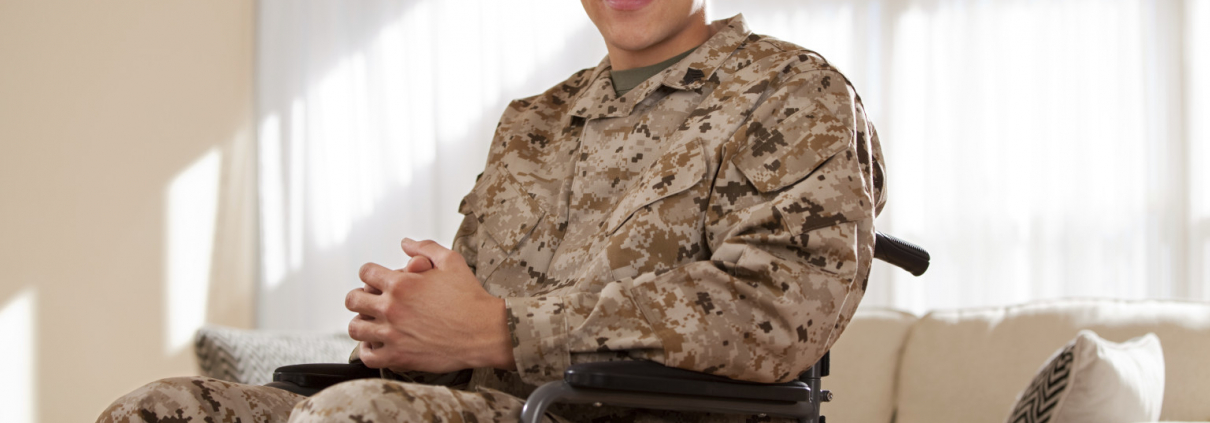 disabled vetern compensation