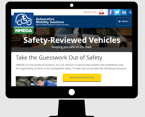 Copmuter with Safety Reviewed Vehicles Page graybkg 01 011