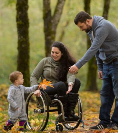 Adapted Vehicle Tips for New Wheelchair Users