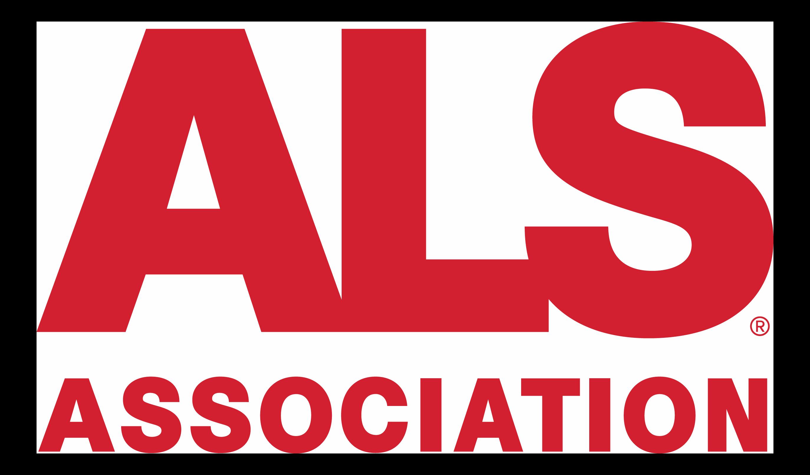 ALS Association logo transparent