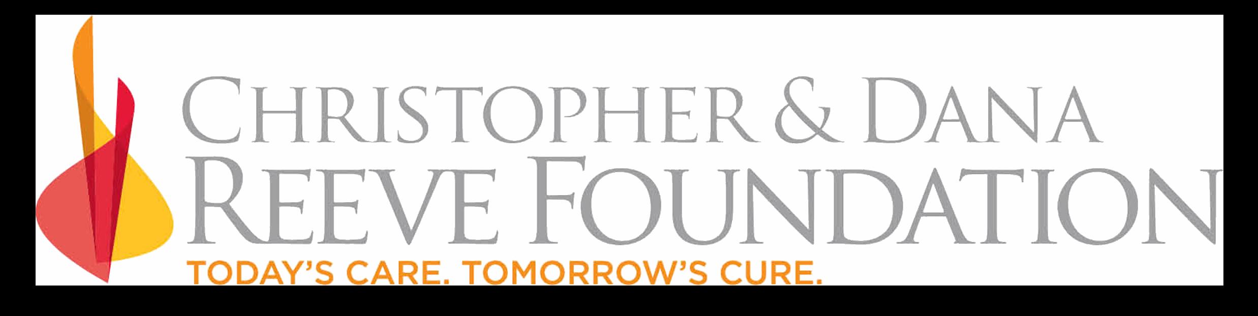 Reeve Foundation logo transparent