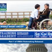 folding wheelchair carrier