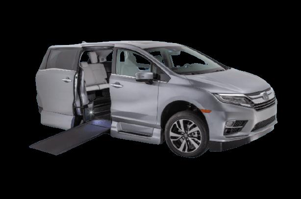 VMI Honda Odyssey 3 quarter Car