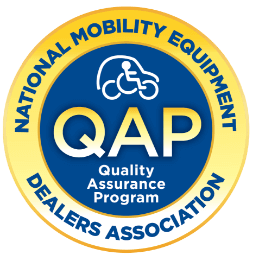 National Mobility Equipment Dealers Association Logo